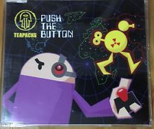 CD PROMOTIONAL EUROVISION ISRAEL 2007 PUSH THE BUTTON TEAPACKS