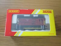 HORNBY R2774 BR 0-6-0 SHUNTER CLASS 08 LOCOMOTIVE RAILROAD 'THOMAS I' BNIB
