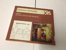 Groove Armada  -  Vertigo / Goodbye Country  Hello Nightclub  2 CD 8869715178