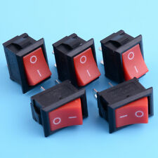 5Pc Flameout Part Kill Stop ON-OFF Switch for Chinese 25cc 26cc Chainsaw Catcher