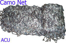 Commercial Camo Net Blind Ground Cover 10' x 10' Army Digital ACU FREE SHIP
