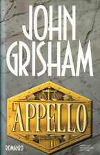 GRISHAM JOHN -L'appello -1994 LEGAL THRILLER  1 EDIZIONE raro originale