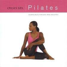 Audio CD Oasis Spa: Pilates - Various Artists - Free Shipping