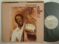 RAY BROWN SOULAR ENERGY AUDIOPHILE SUPER ANALOGUE DISC
