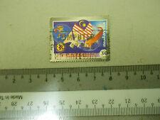 Malaysia 30 sen Stamp Kejohanan Ping Pong Berpasukan Sedunia Dawei 2000 Art