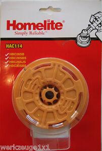 Homelite Carrete HAC114 RBC26SB, HBC26SB HBC26SBS HBC26SJS HBC30SBS, HAC 114