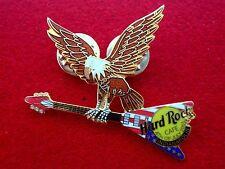 HRC Hard Rock Cafe Indianapolis 4th July 2001 Eagle + Guitar LE400