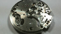 Valjoux 92 main plate part # 100 - Spare Watch Part used