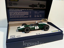 Slot SCX Scalextric Superslot Legends H3658A Cooper Climax J.Brabham Nº1