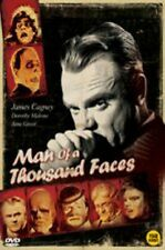 Man of a Thousand Faces (1957) / Joseph Pevney / James Cagney / DVD SEALED
