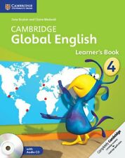 Cambridge Global English Stage 4 Learner's Book with Audio CD (2) (Cambridge Int