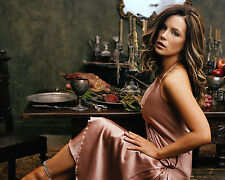 KATE BECKINSALE 8X10 PHOTO PICTURE PIC HOT SEXY BEAUTIFUL IN SILK DRESS 1