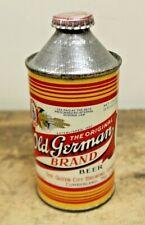 New listing Vintage Old German Cone Top Beer Old Beer Can w/ Cap #3