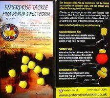 Enterprise Tackle Midi Pop Up Sweetcorn, etwas kleinere schwimmende Mais Imitate