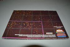 Marvel Heroclix The Infinity Gauntlet Nexus of Reality/Soul World Maps