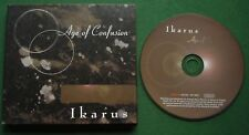 Ikarus / Wolfgang Stindl  - Age Of Confusion Ethnic Electronic Chillout CD