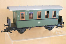 PIKO 37921 G SCALE DB LOCAL PASSENGER COACH 98047 Compatible with LGB ni