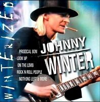 JOHNNY WINTER winterized (CD compilation) blues rock GFS619 europe 2004