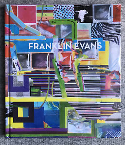 Franklin Evans : Miles McEnery Gallery Exposition Book : New / Sealed