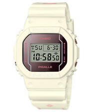 Casio G-shock X Pigalle Collaboration Limied Edition White Unisex DW5600PGW-7