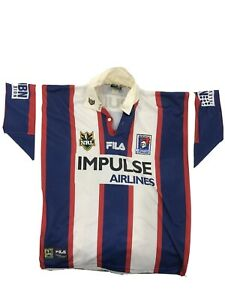 Old Newcastle Knights Jersey
