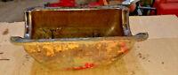massey harris 22 tractor engine oil pan part MH continental oil pan welder