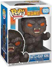 Funko - POP Movies: Godzilla Vs Kong - Battle Ready Kong Brand New In Box