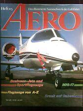 AERO  Heft 115   Das illustrierte Sammelwerk der Luftfahrt   in Schutzhülle