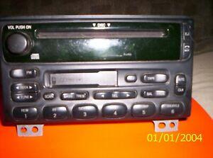 Ford Galaxy 00-06 Jvc Cd Mp3 Usb Aux Ipod Auto Estéreo Radio Kit de montaje 24fd02