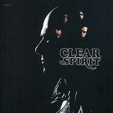 spirit - clear spirit + 4 bonus tracks  ( 4 W label ) CD