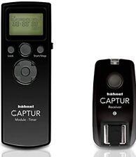 Captur Wireless Shutter Release and Timer Remote for Fujifilm - Black