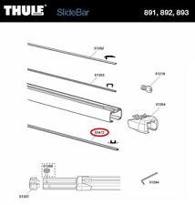 Abdeckleiste Aufspann-Nutprofil 1190mm für Slidebar 891-893