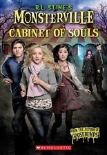 The Cabinet of Souls R.L. Stine's Monsterville #1 PB NEW