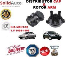 FOR KIA MENTOR 1.5 1.6 GLX SLX B5 B6 1994-1999 DISTRIBUTOR CAP AND ROTOR ARM