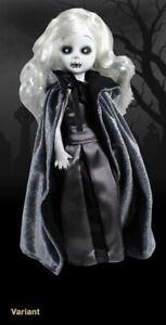 Living Dead Dolls - SIREN - black & white variant - Series 5 - Mezco -MIB