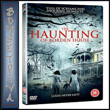 THE HAUNTING OF BORDEN HOUSE -  Nicole Holland  *BRAND NEW DVD*
