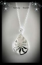 Sterling Silver Sun Necklace Swarovski Elements by Harmony Bracelets