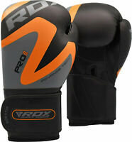 RDX Boxhandschuhe Kick boxen Sparring Training MMA handschuhe 12oz - 16oz DE