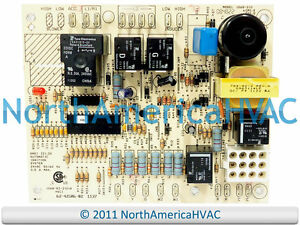 Rheem Ruud Weather King Corsaire Furnace Control Circuit Board 62-42506-01