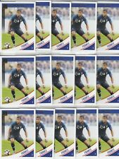 Lot of 15 2018 Panini Donruss Kylian Mbappe Rookie Cards RC #132