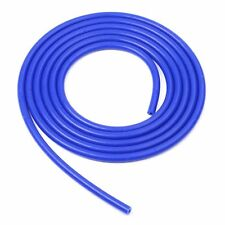 "3Mm(1/8"") Blue Universal Silicone Air Vacuum Hose/Line/Pipe/Tube 10 Foot"