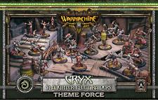 Warmachine - Cryx: Slaughter Fleet Raiders Theme Force Box 34139 New
