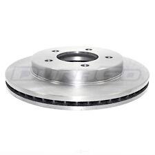 Disc Brake Rotor Front Parts Master 125512