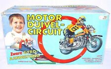 Hema The Netherlands HONDA CB-750 STUNT MOTORCYCLE 1:16 GYRO Operated Set MB`60
