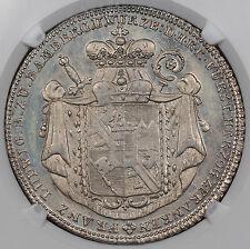 Germany Bamberg 1795 Thaler/Taler Coin NGC AU58 Dav-1939 German Franz Ludwig