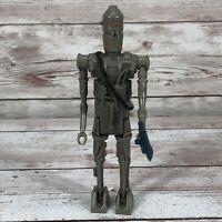 Vintage Star Wars IG-88 Bounty Hunter Action Figure 1980 Kenner