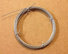 1.5mm x 10m Stainless Steel Wire Rope 7x7 49 Strand 18/8 304 INOX Surgical
