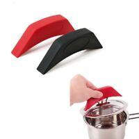 Kitchen Silicone Assist Handle Holder Silicone Insulation Pot Handle Pot Earmuff