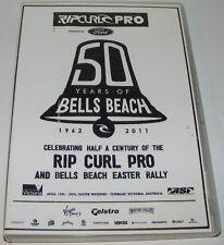 RIP CURL PRO :Bells Beach 2011--50 Years Of Bells Beach--- (DVD)