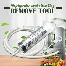 Refrigerator Drain Hole Dredge Clog Remover Household Hose Cleaning Tool Kit